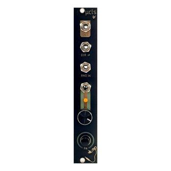 Tenderfoot µCls Eurorack Sequencer Module (Lattice expander)