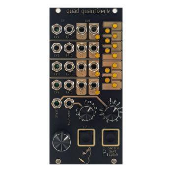 Tenderfoot Quad Quantizer Eurorack Quantizer Module