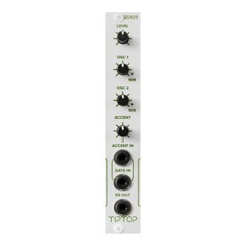 TipTop Audio RS909 NS Rim Shot Eurorack Drum Module (New Style)