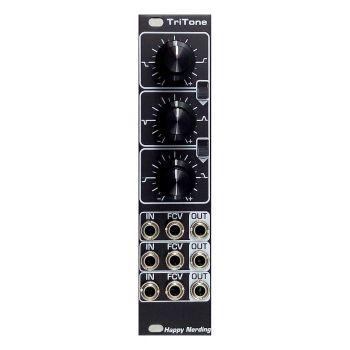 Happy Nerding TriTone Eurorack Filter Module (Black)