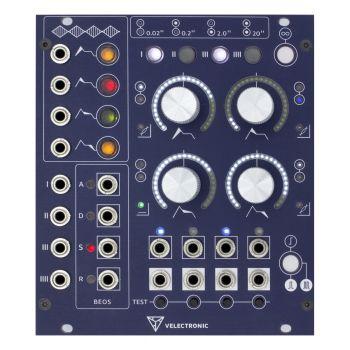 Velectronic A-Envelope Eurorack Quad Envelope Module