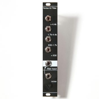 Verbos Electronics Noise & Filter Eurorack Module