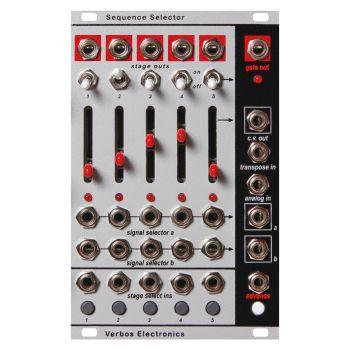 Verbos Electronics Sequence Selector Eurorack Module