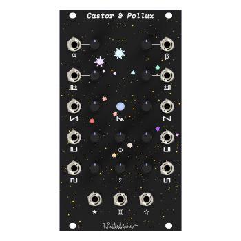 Winterbloom Caster & Pollox Eurorack Oscillator Module (Juno)