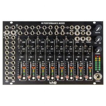 WMD Performance Mixer Eurorack Module - Black
