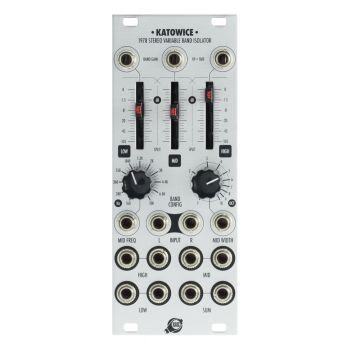 XAOC Devices Katowice Eurorack Stereo EQ/Isolator Module