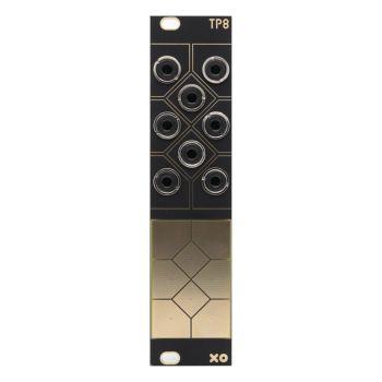 XODES TP8 Eurorack Touchplate Interface Mixer/Router Module