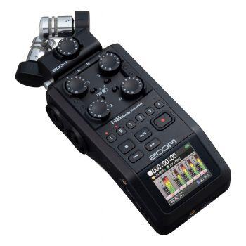 Zoom H6 Portable Digital Recorder