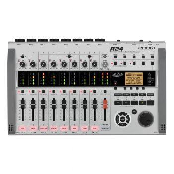 Zoom R24 Digital Recorder & Audio Interface