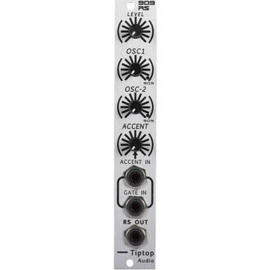 TipTop Audio RS909 Rim Shot Eurorack Drum Module