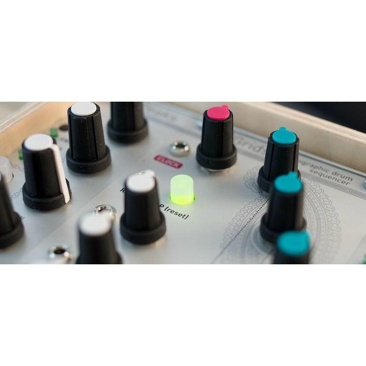Mutable Instruments Grids Eurorack Topographic Drum Sequencer Module