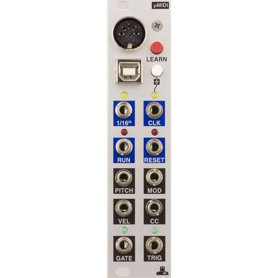 Intellijel uMIDI Eurorack MIDI Interface Module
