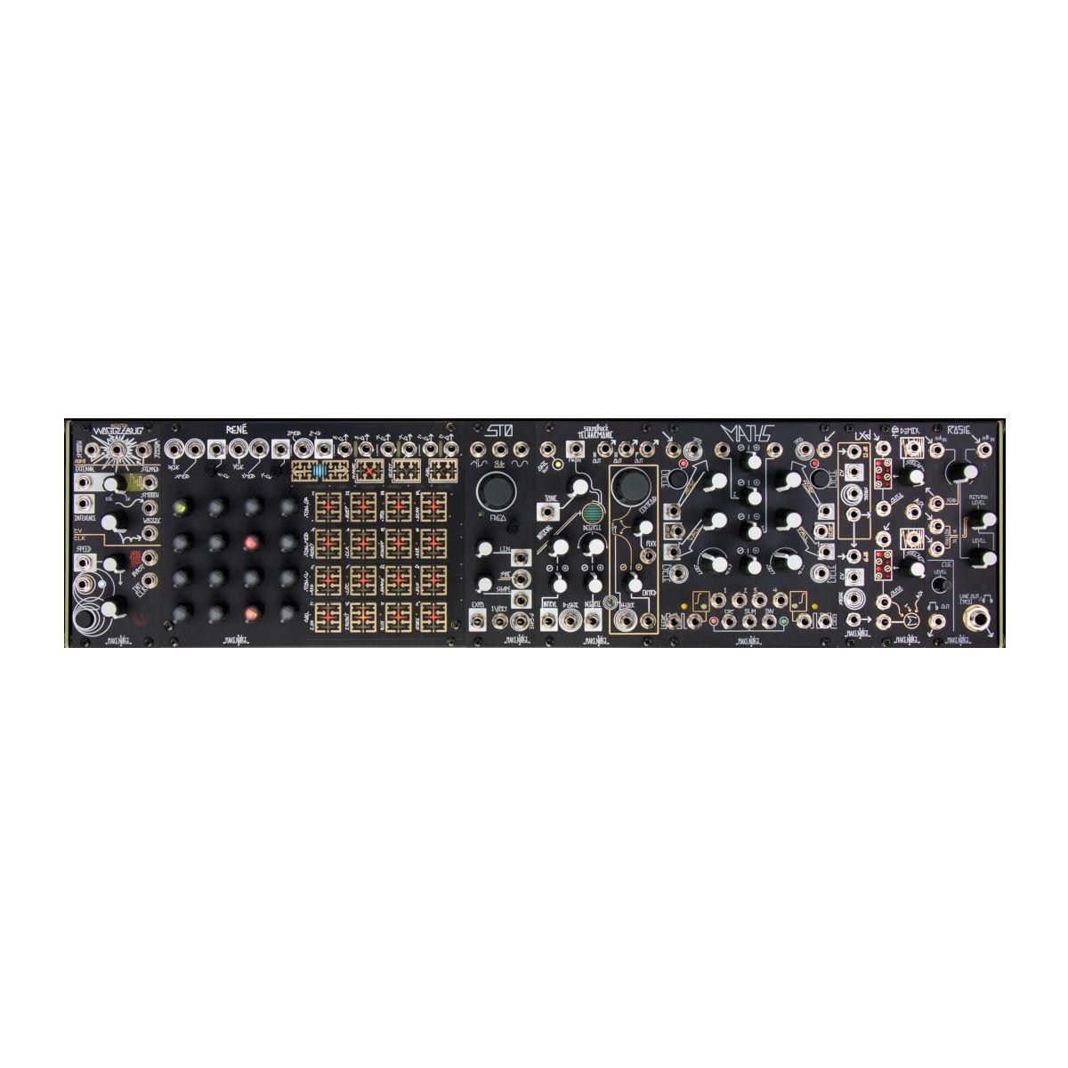 Make Noise System Cartesian Eurorack Instrument (Black & Gold)