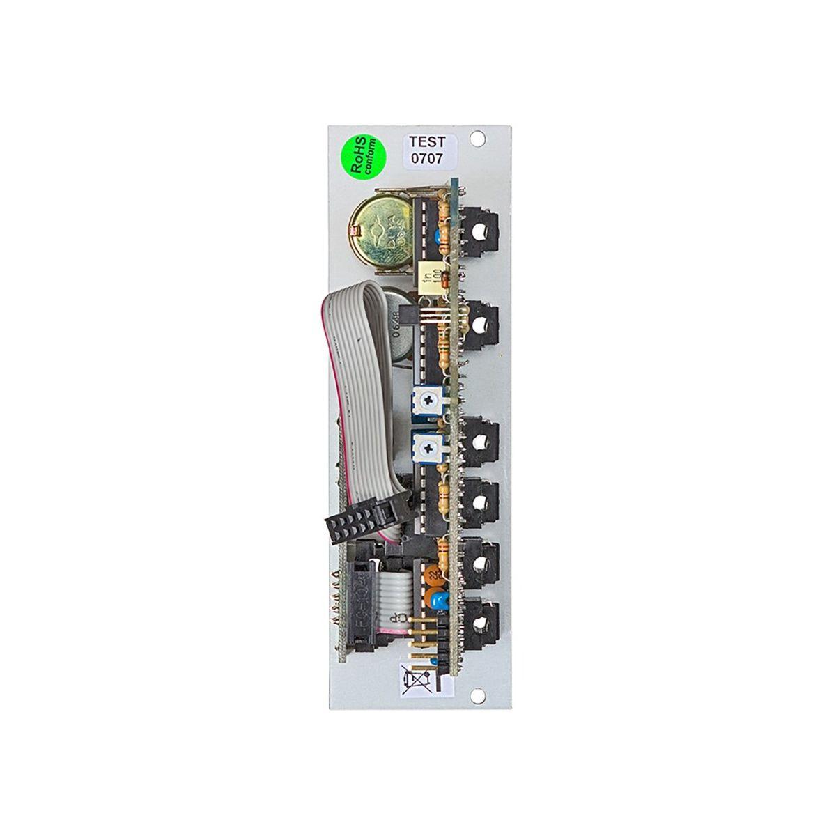 Doepfer A-132-2 Eurorack Quad VCA Module