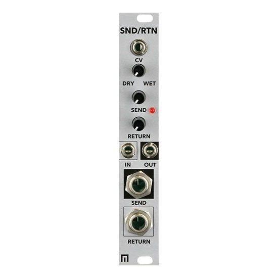 Malekko SND/RTN Eurorack Audio i/o Module