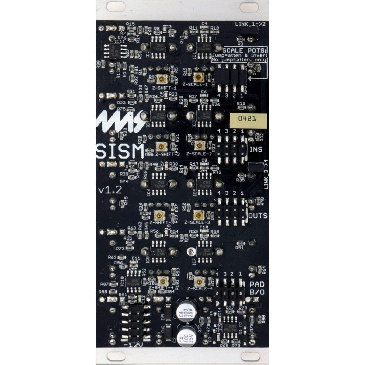 4ms Shifting Inverting Signal Mingler Eurorack Module (SISM)