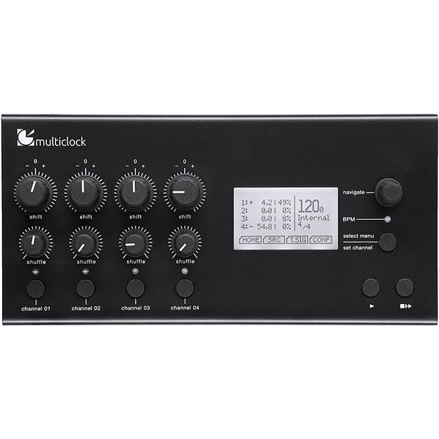 E-RM Multiclock USB Hardware Sequencer Clock Generator