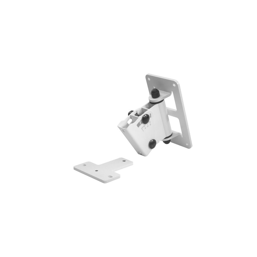 Genelec 8000-402W Wall Bracket for 8000 Series Monitors (White)