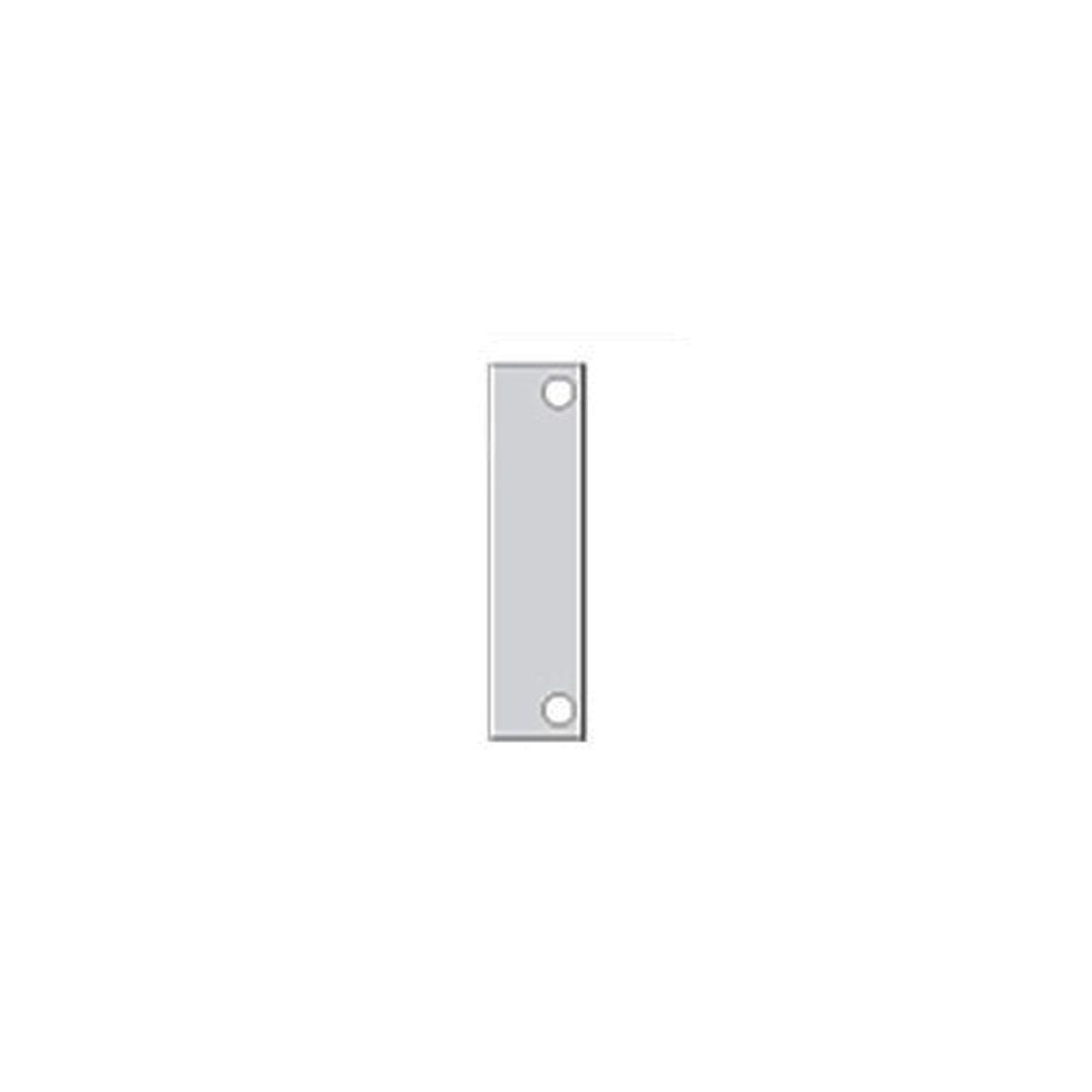 Intellijel Blanking Eurorack Panel - 1U - 2hp