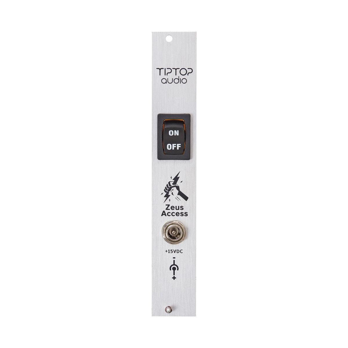 TipTop Audio Zeus Access Eurorack Power Input Module