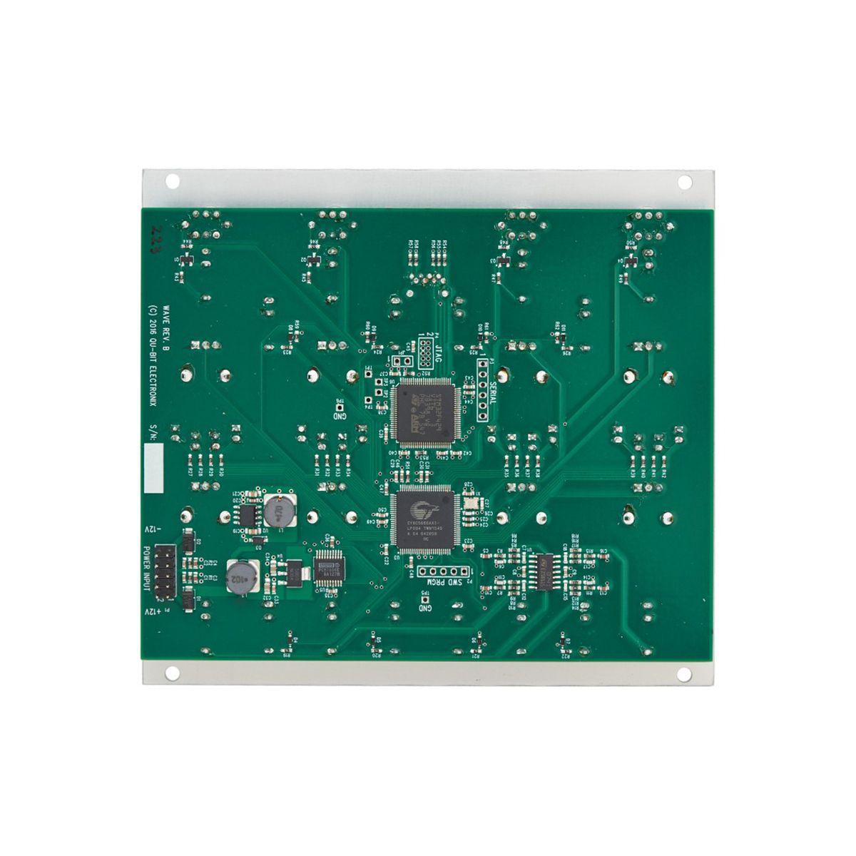 Qu-Bit Electronix Wave Eurorack Quad WAV Player Module
