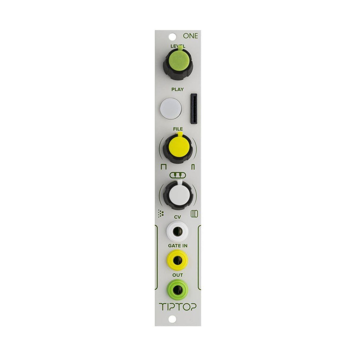 TipTop Audio ONE Eurorack Sample Player Module (4 Pack)