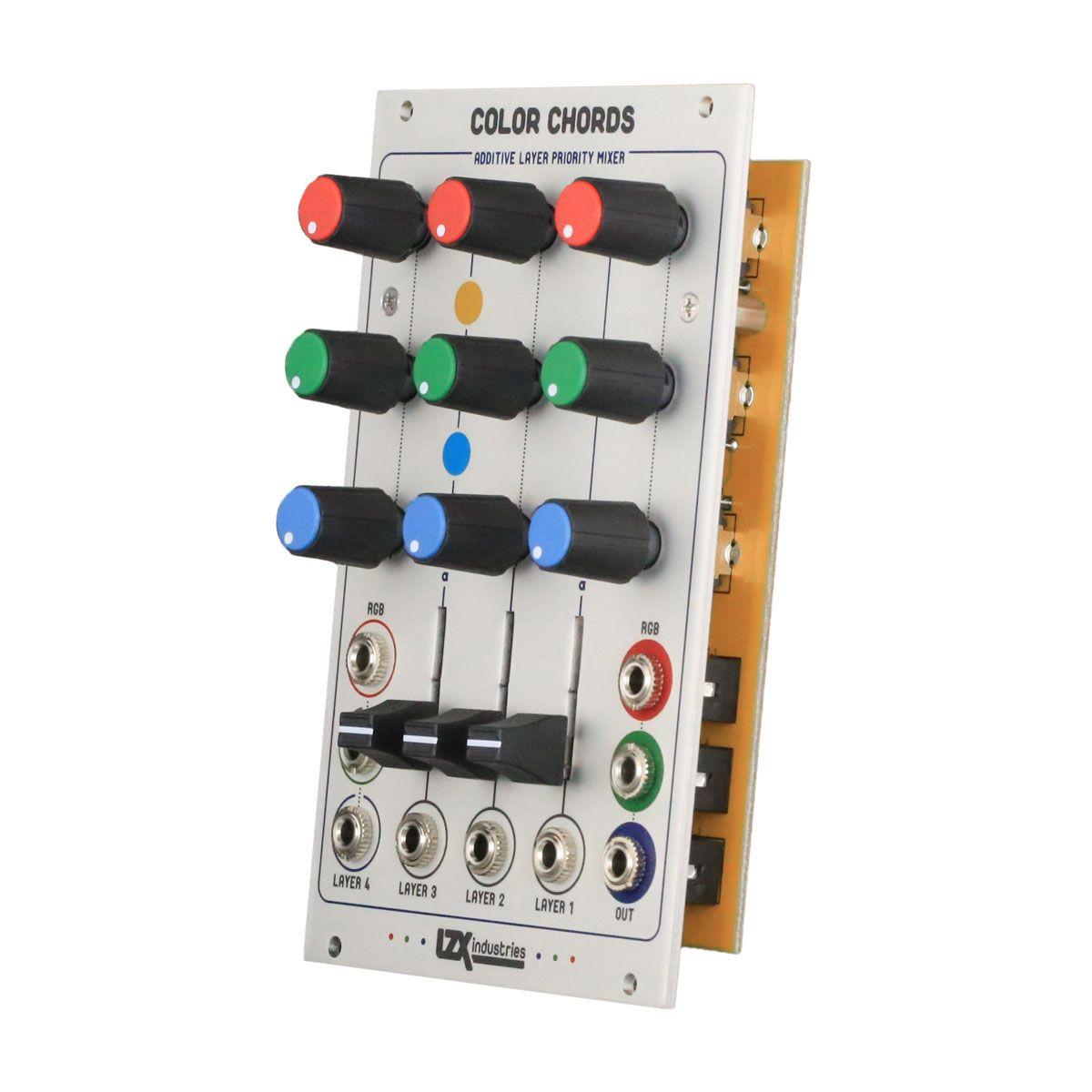 LZX Industries Color Chords Eurorack Video Module
