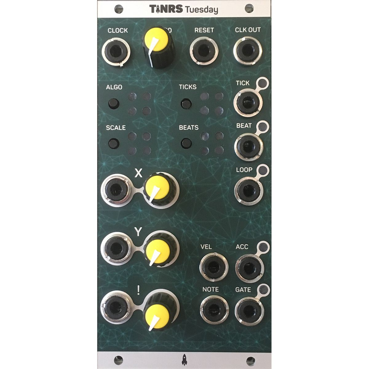 This Is Not Rocket Science Tuesday Eurorack Sequencer Module
