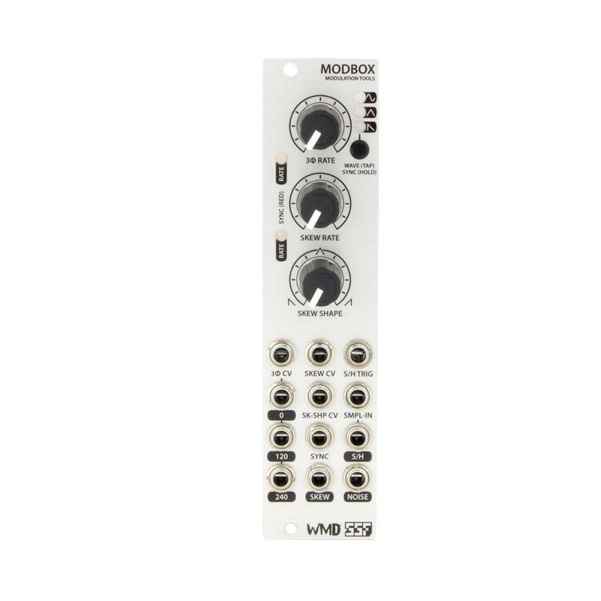 WMD/SSF Modbox Eurorack LFO Module