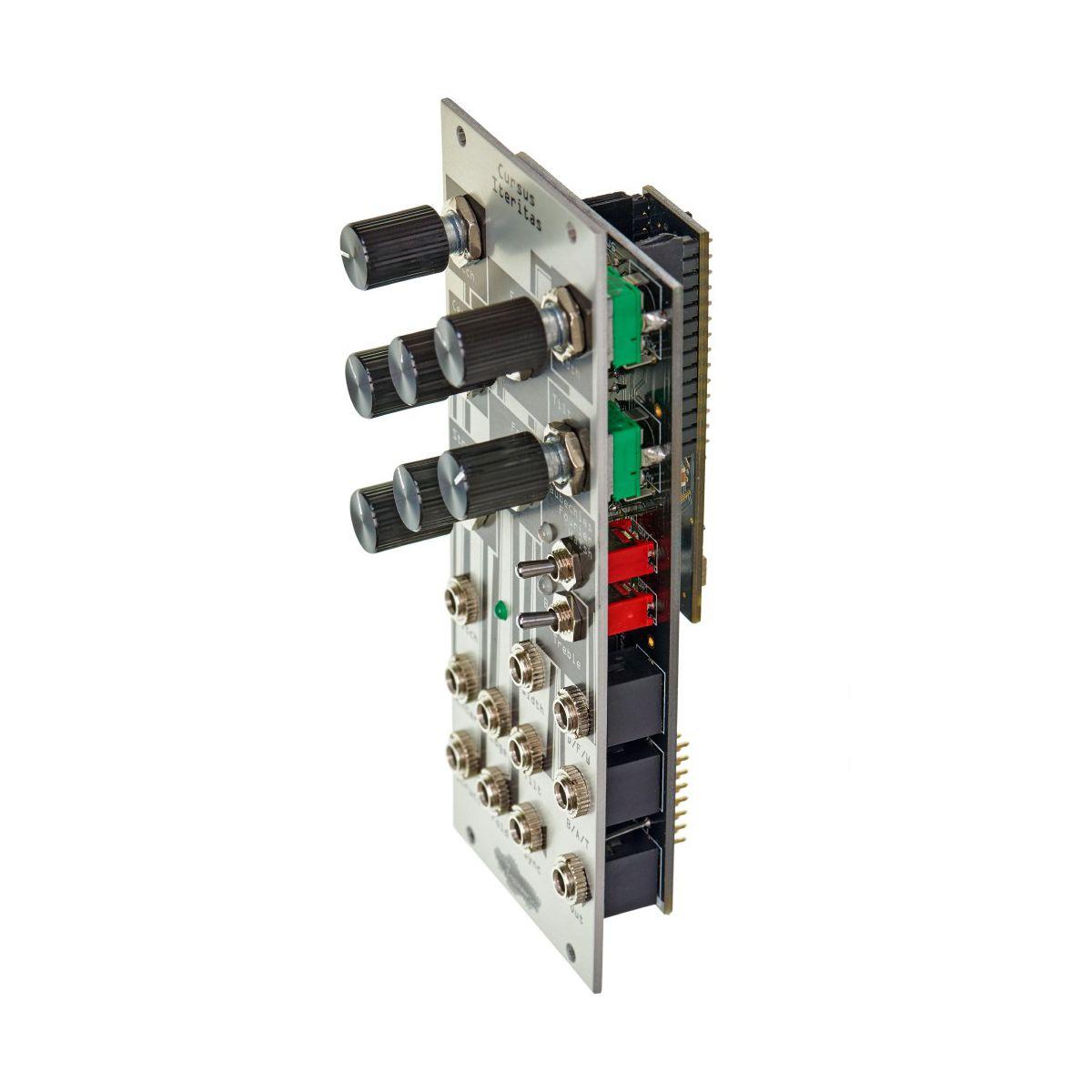 Noise Engineering Cursus Iteritas Eurorack Wavetable Oscillator Module (Silver)