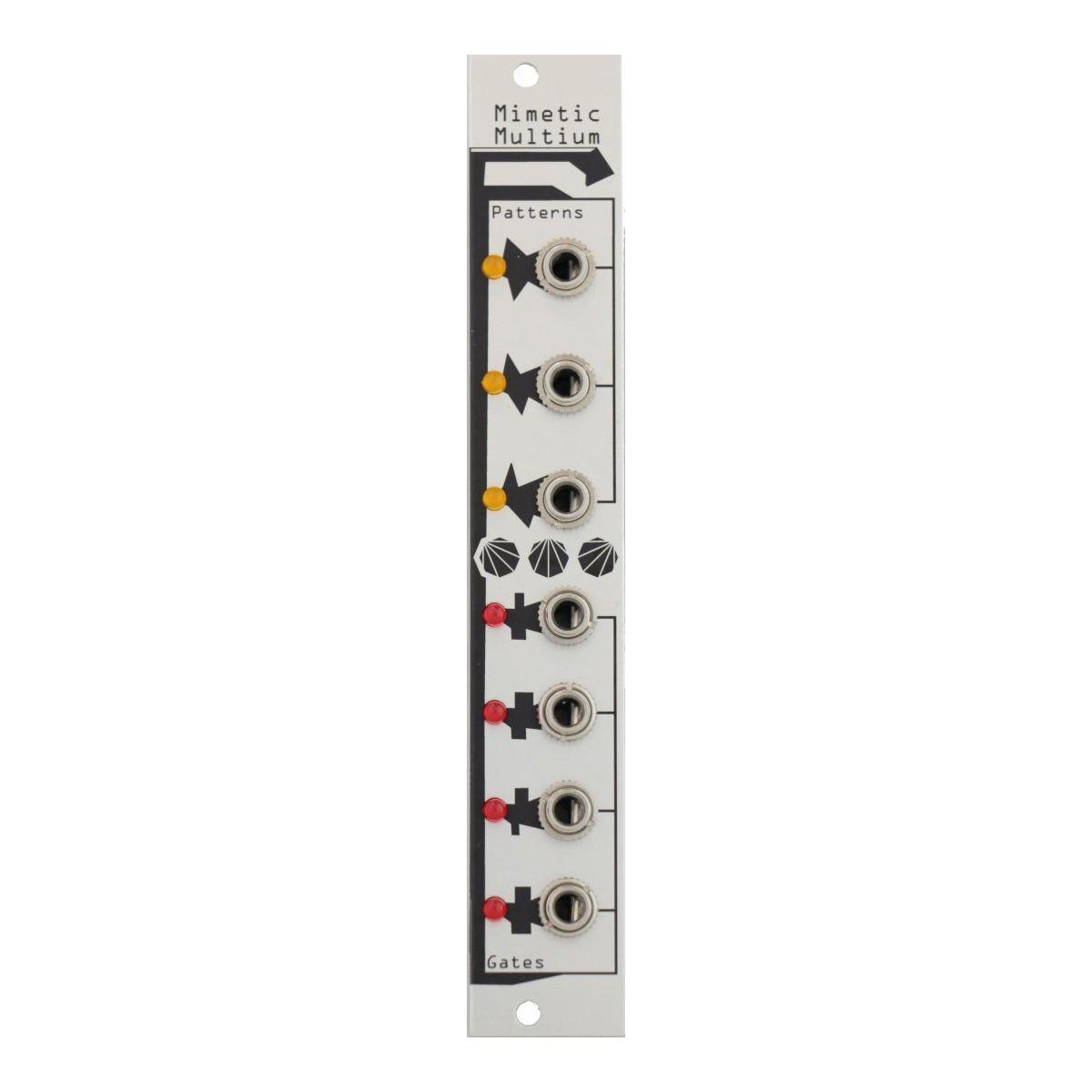 Noise Engineering Mimetic Multium Eurorack Expander Module (Mimetic Sequent)