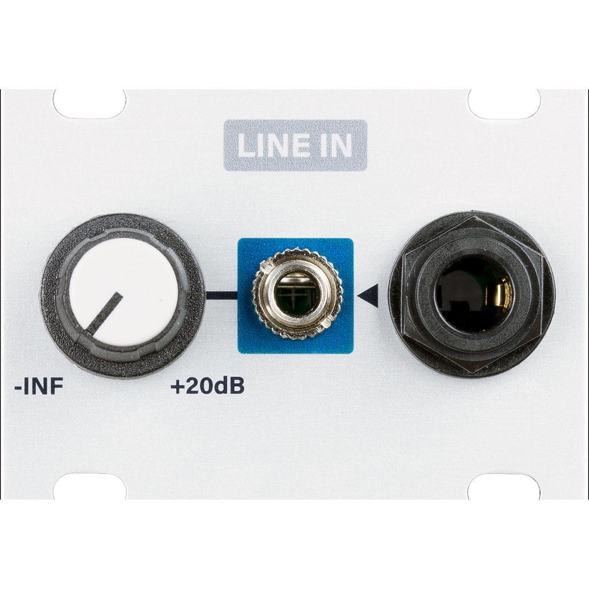 Intellijel Line In Eurorack 1U Module