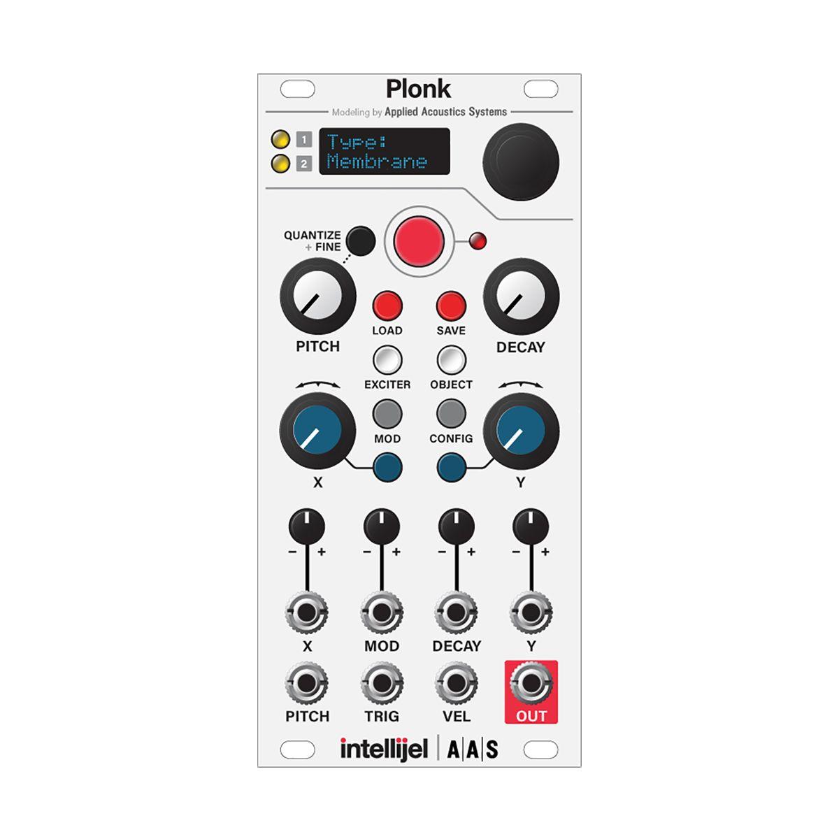 Intellijel Plonk Eurorack Drum Synth Module