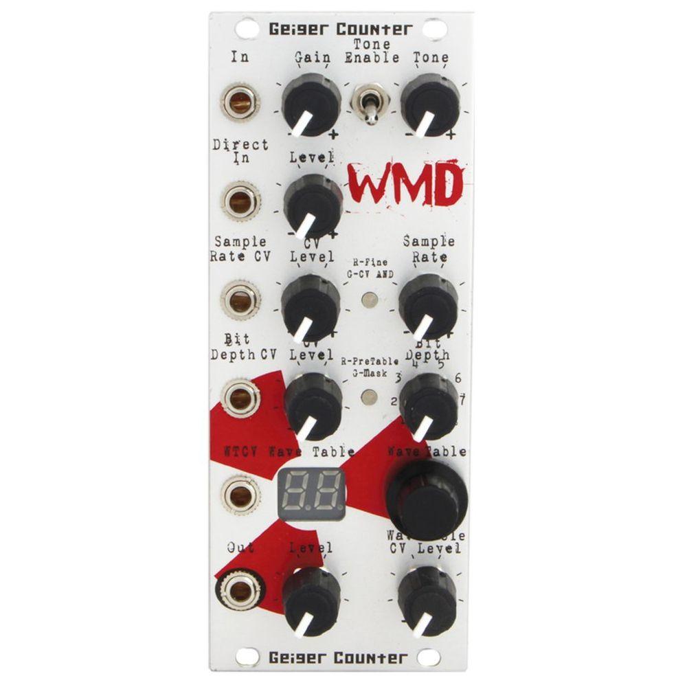 WMD Geiger Counter Eurorack Effects Eurorack Module