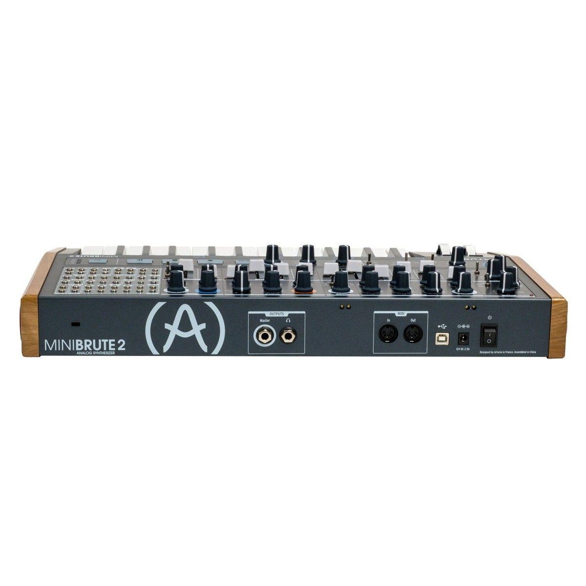 Arturia MiniBrute 2 Semi-Modular Analogue Synth