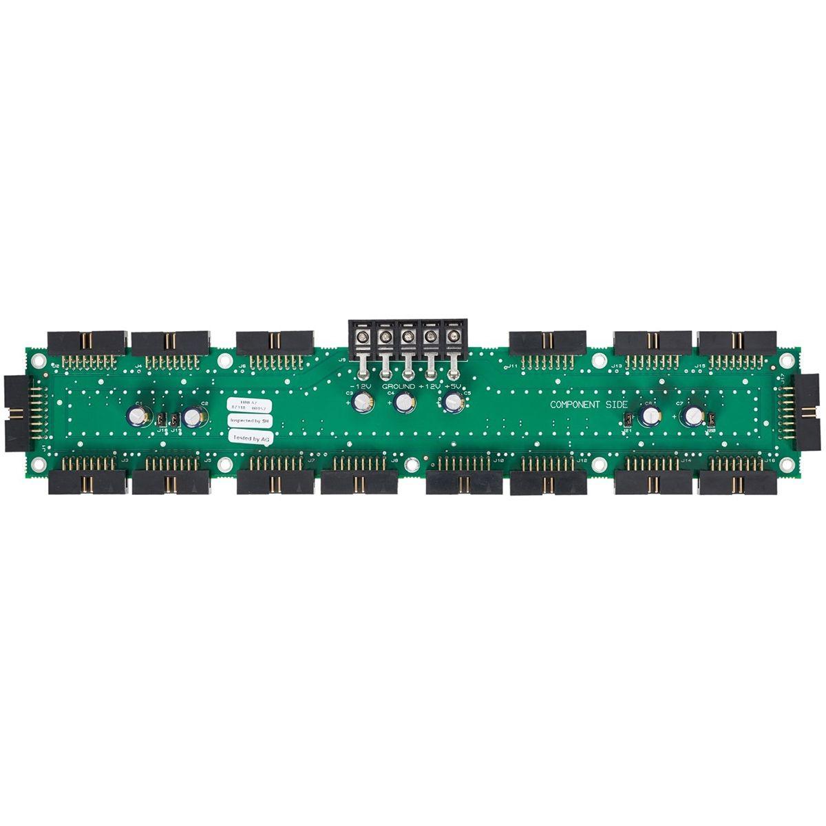 Genus Modu Low Impedance Buss Board Eurorack Power Board (LIBB)