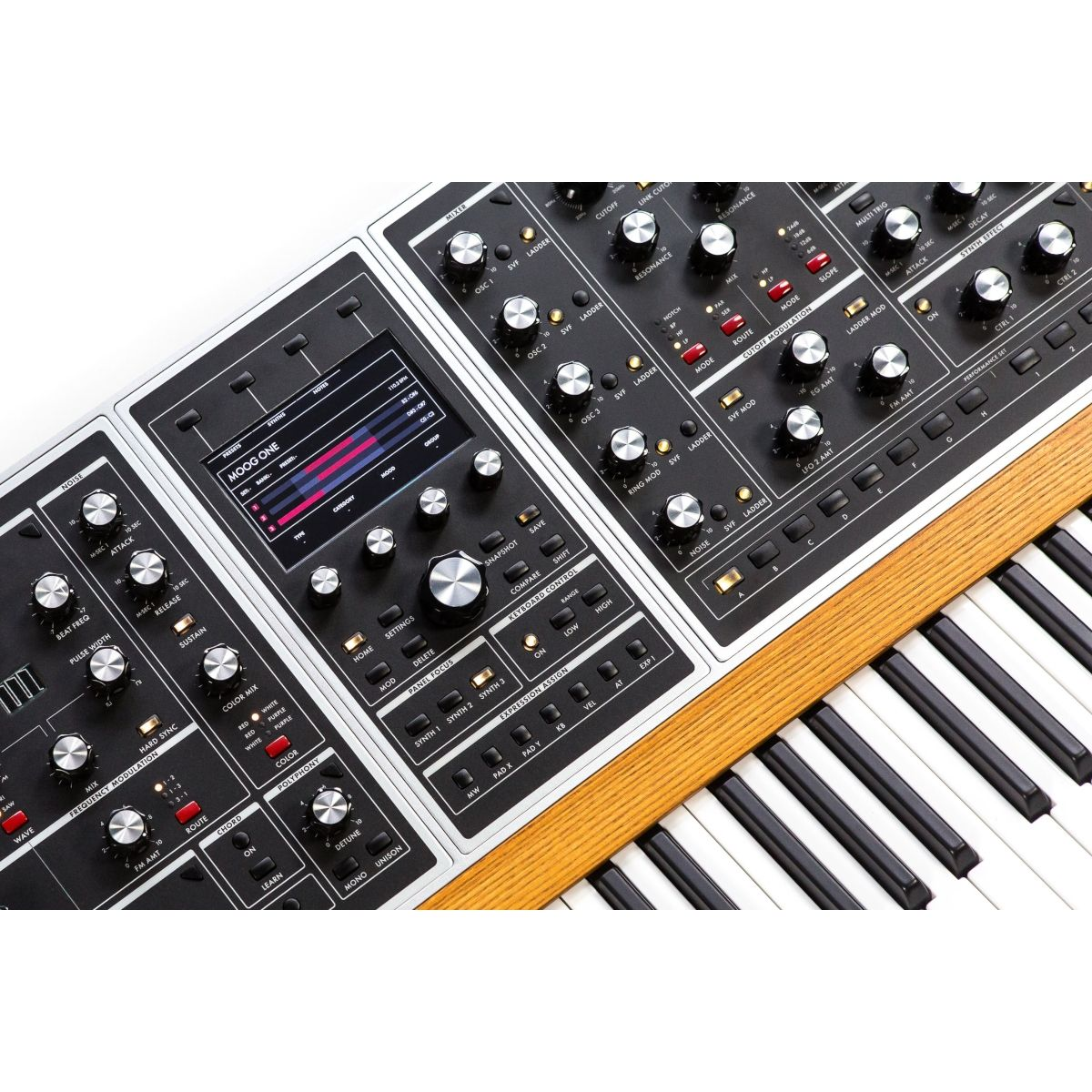Moog Music One Analogue Polyphonic Synth (16 Voice)