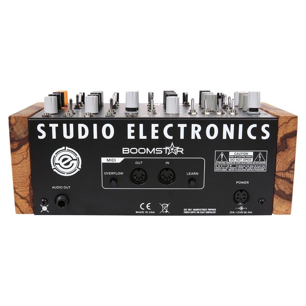 Studio Electronics Boomstar 5089 Desktop Analogue Synth (V2 - Moog)
