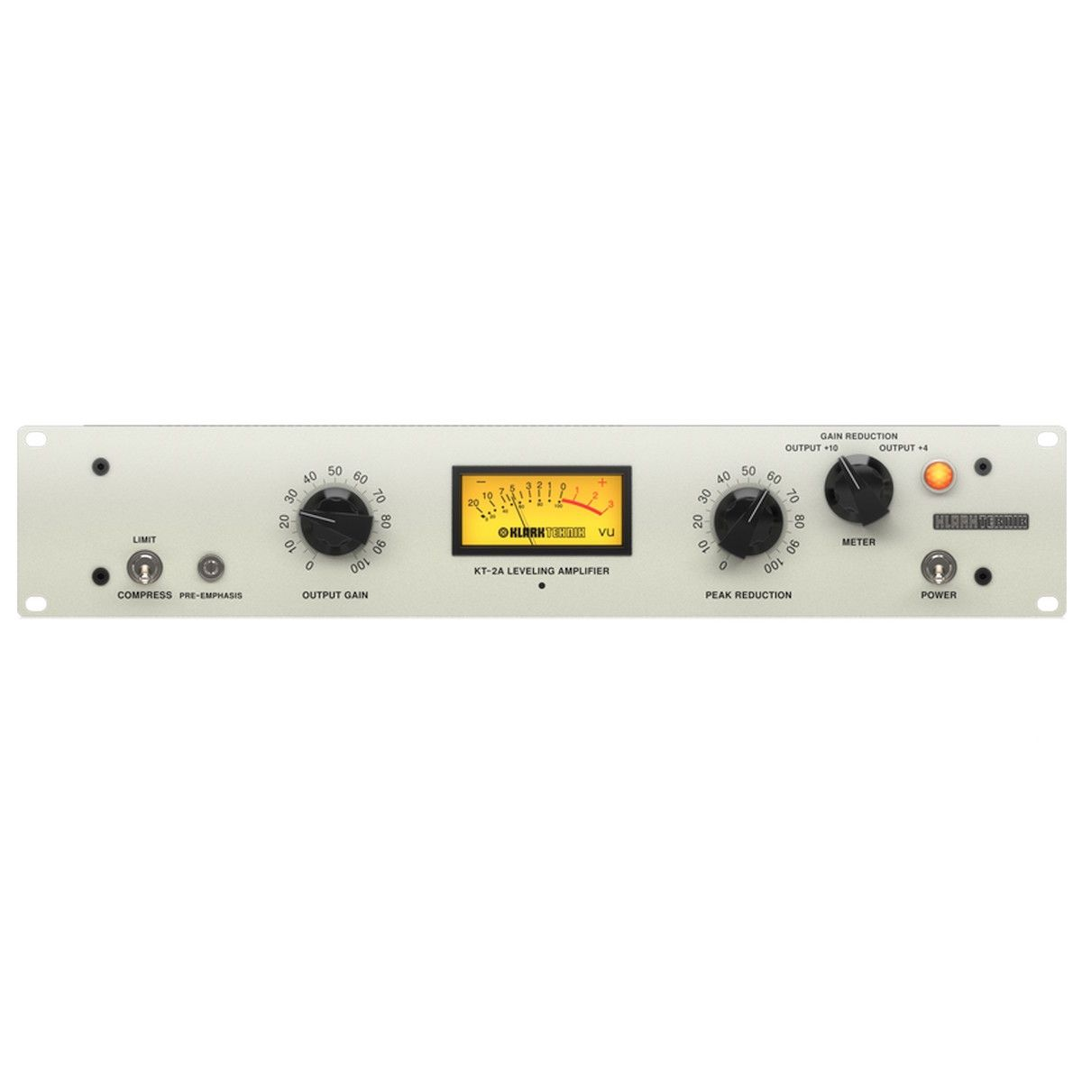 Klark Technik KT-2A Leveling Amplifier
