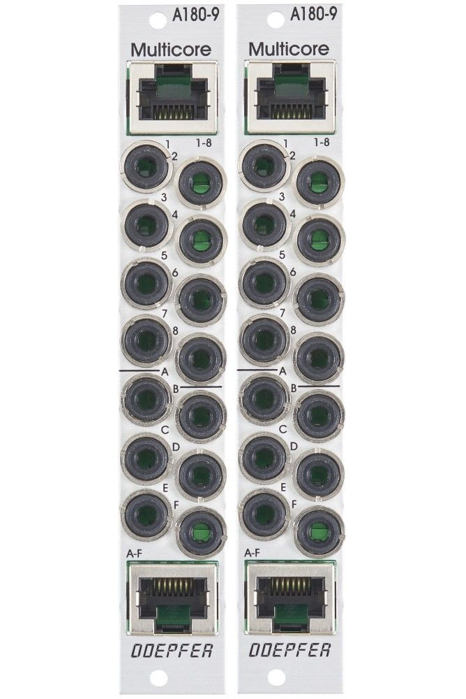 Doepfer A-180-9 Eurorack Multicore Module