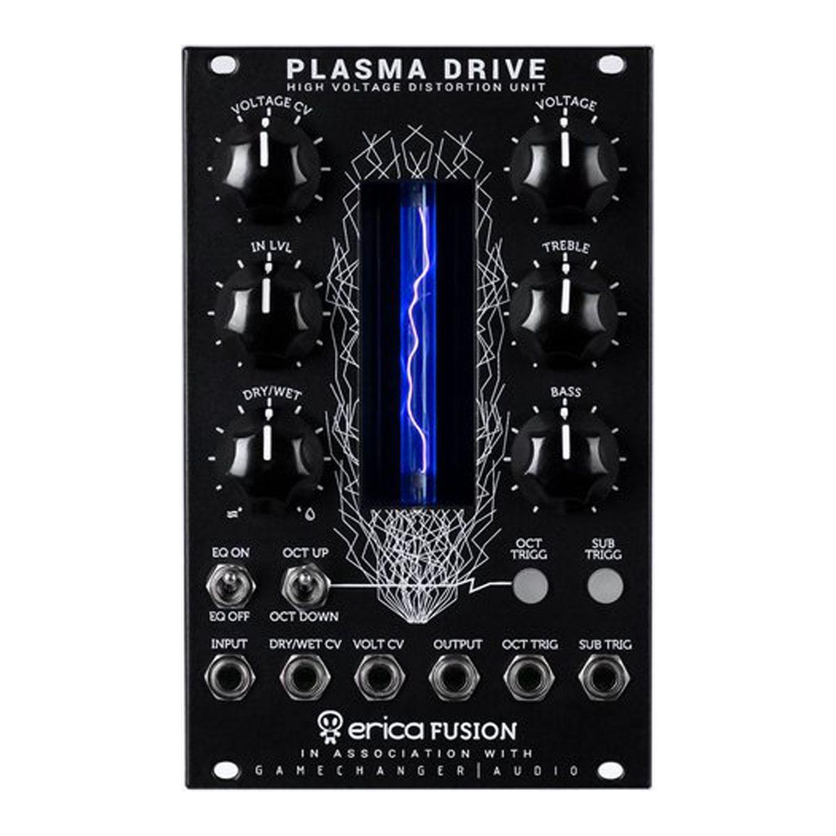 Erica Synths Plasma Drive Distortion Effect Module