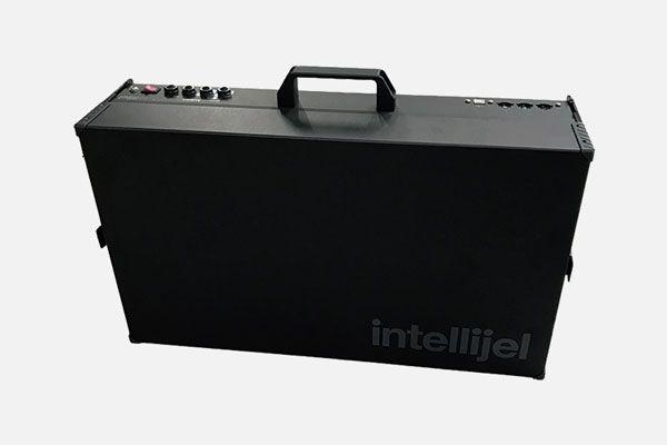 Intellijel Performance Eurorack Case - Powered (7U - 84HP) (Black)