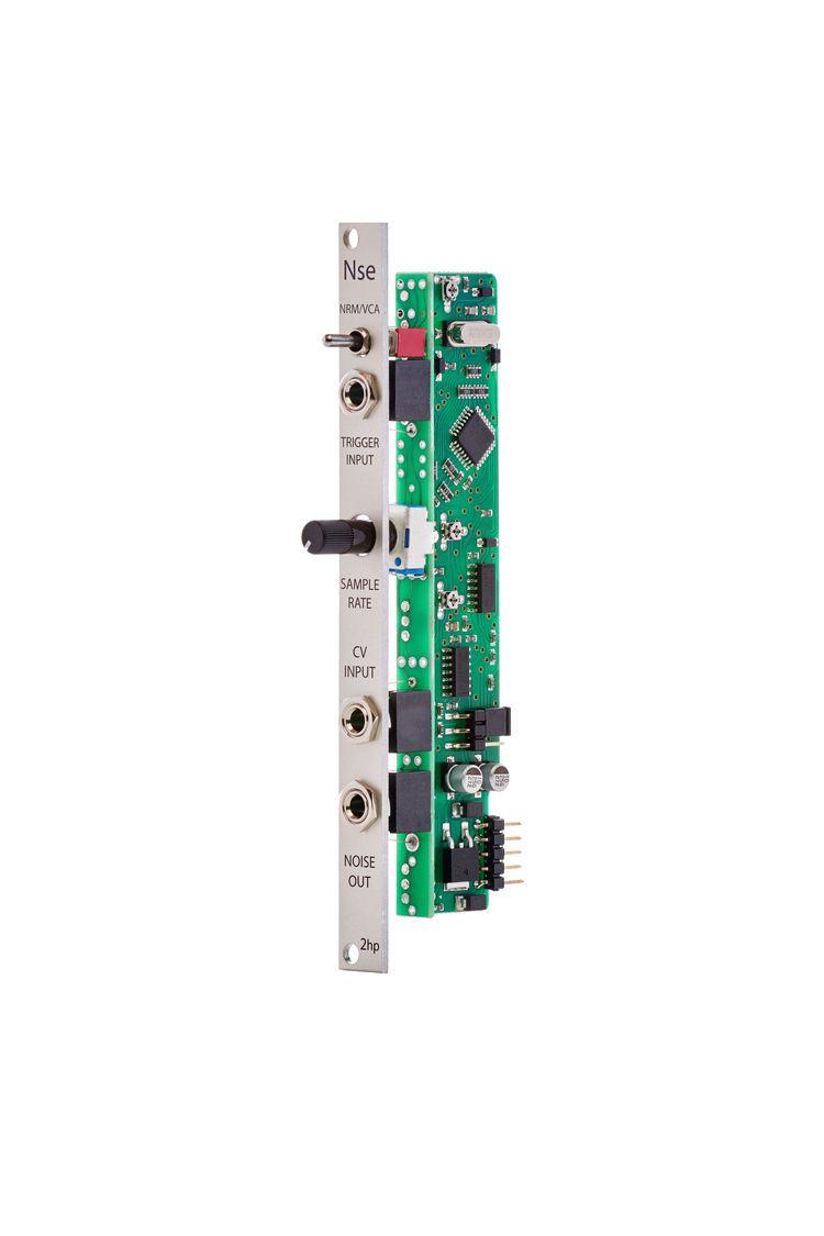 2hp NSE Eurorack Noise Generator Module (Silver)