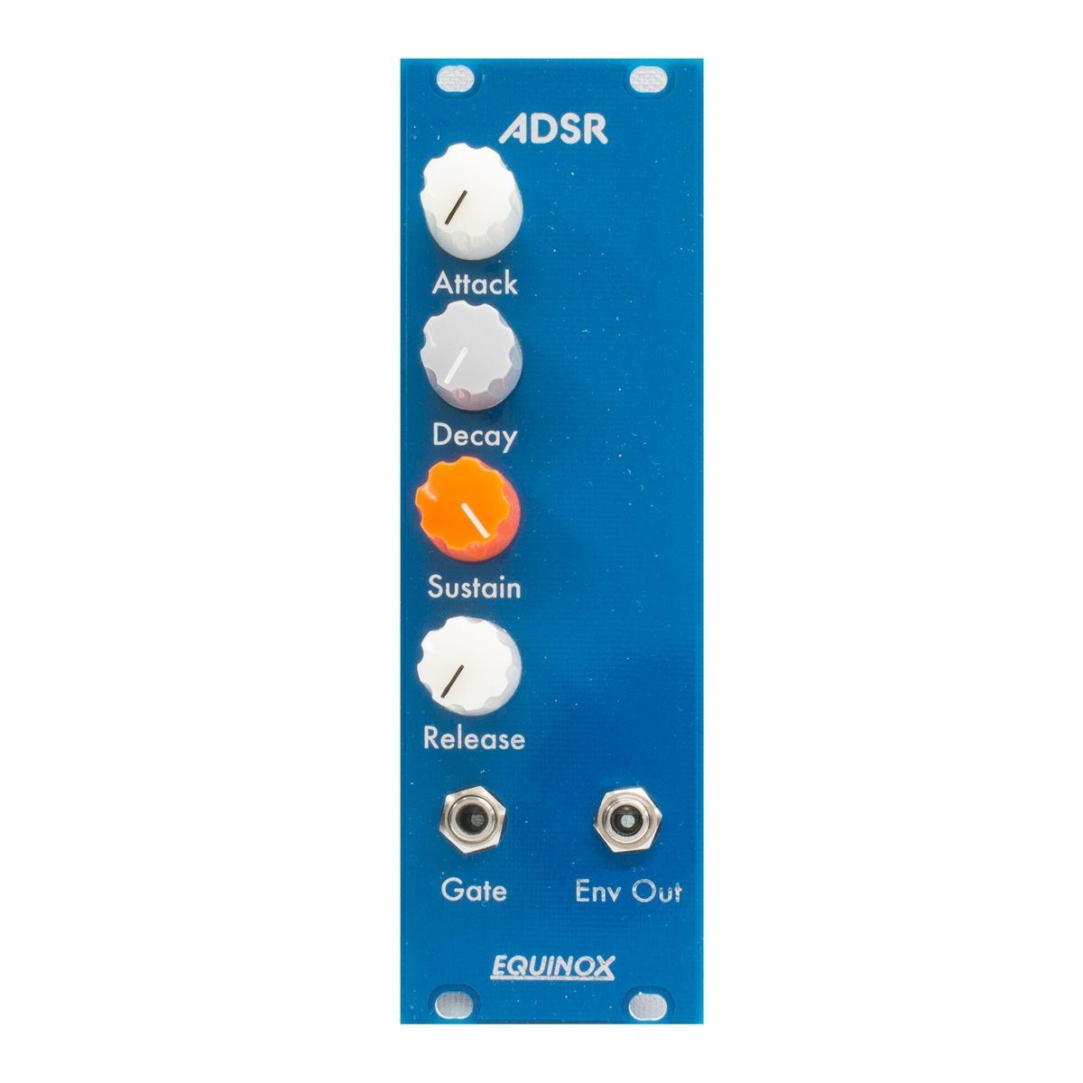 Equinox Modular ADSR Eurorack Module