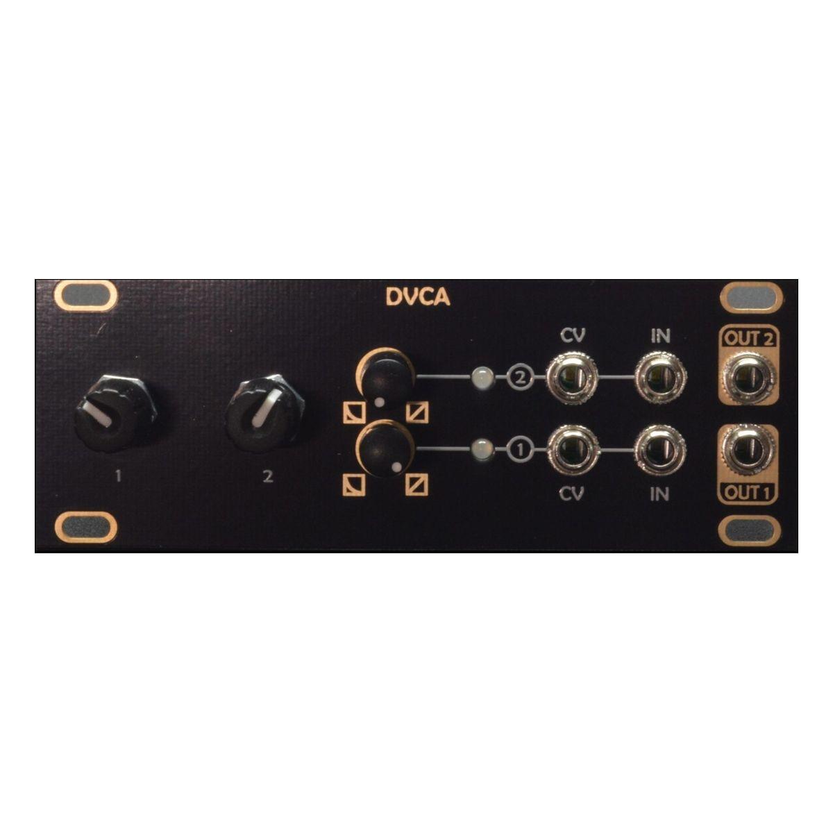 After Later Audio DVCA Eurorack Dual VCA 1U Module