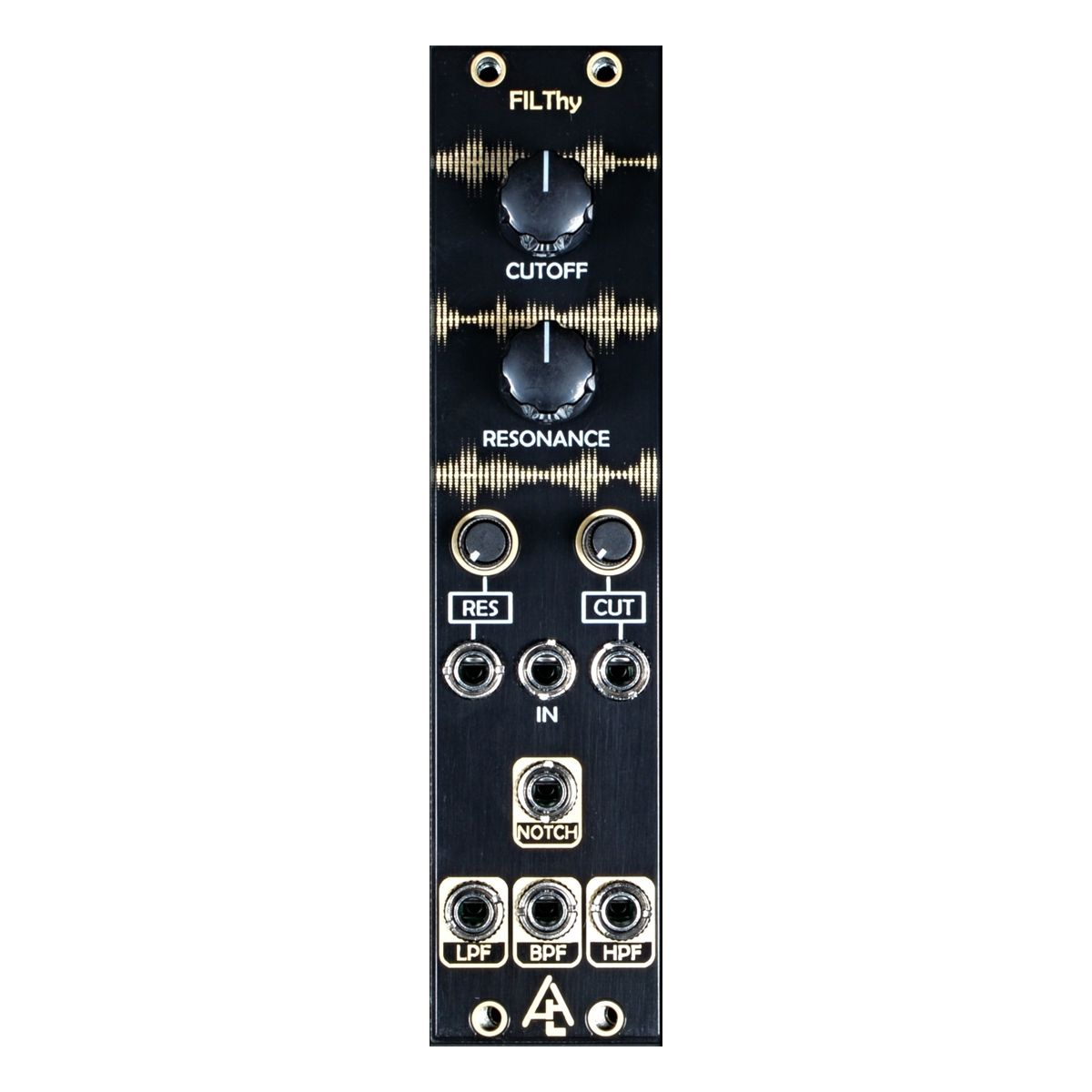 After Later Audio FILTHy Eurorack Multimode VCF Module