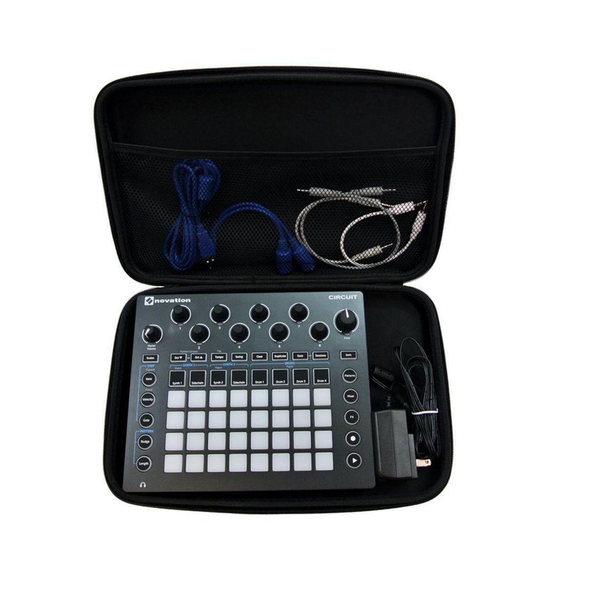 Analog Cases PULSE Case for the Novation Circuit