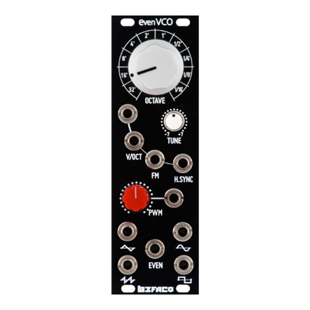 Befaco Even VCO Eurorack Oscillator Module