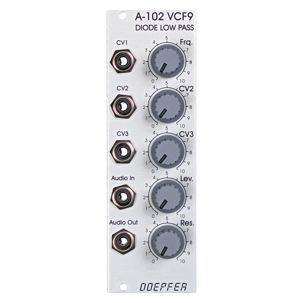 Doepfer A-102 Eurorack Diode Low Pass Filter Module