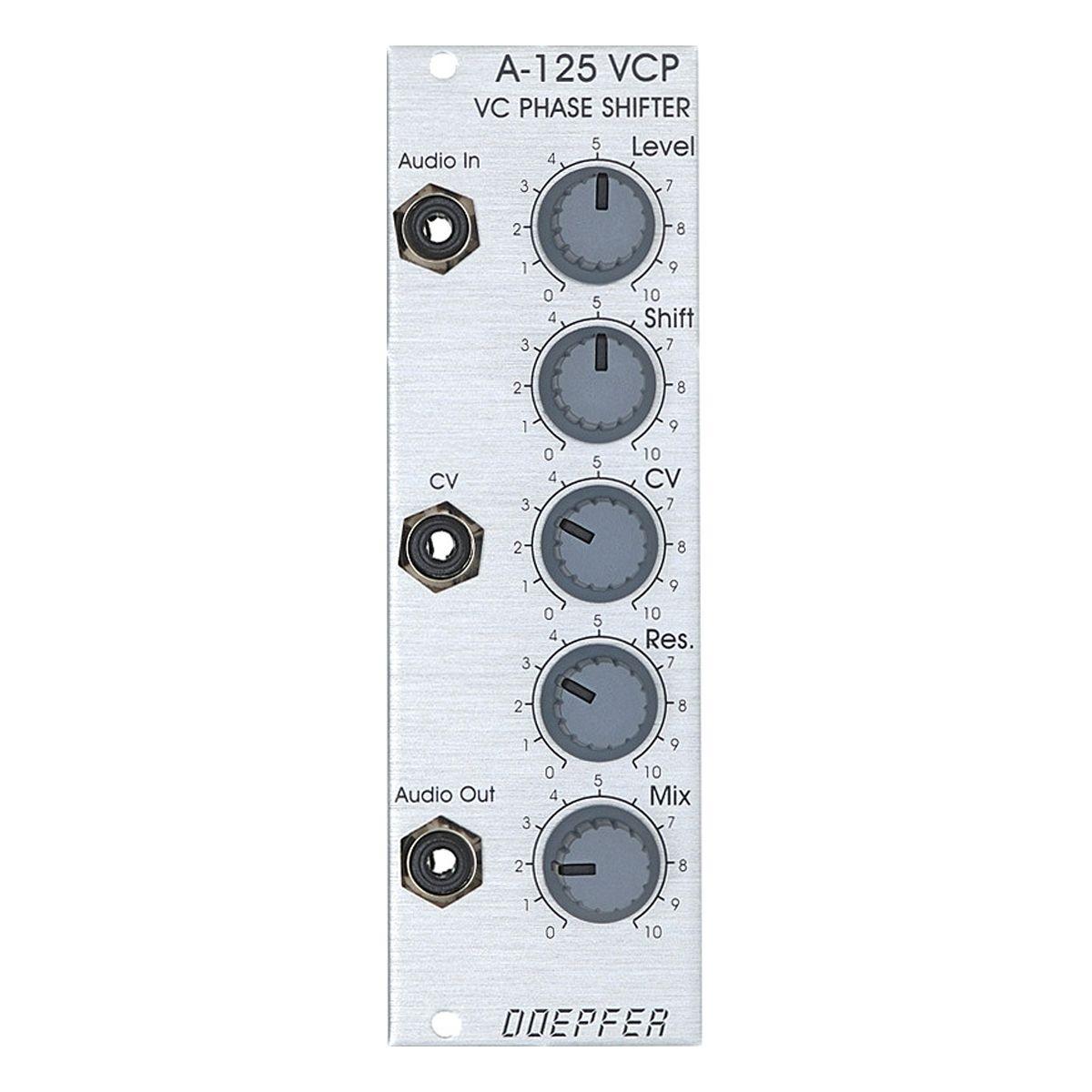 Doepfer A-125 Phase Shifter Eurorack Module